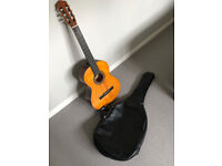 Beginners Acoustic Guitar & Carry Case