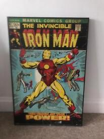 Large Iron Man picture