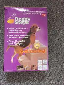 Doggy Steps