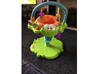 Fisher price frog baby jumperoo