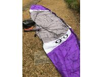 Flexifoil Blade III 6.6m Power Kite Complete with bar and lines