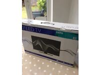 20 inch TV, brand new with freeview, won in a raffle.'