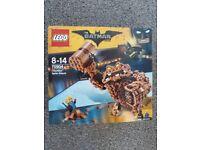 Batman Movie Lego - Clayface Splat Attack - New in box.