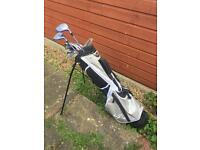 Ladies prosimmon golf clubs