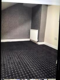 Newly refurbished rooms to let