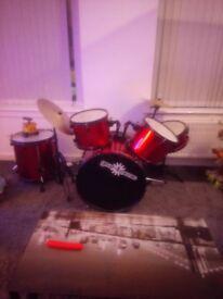 Drum set/junior