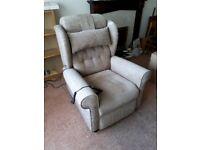 Orthopaedic Electric Riser/Recliner Chair