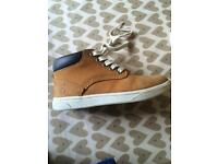 Boys size 9 Timberland boots