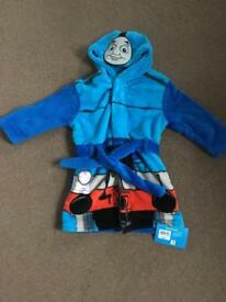 Mothercare dressing gown new with tags