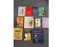Teaching books bundle. Primary secondary & support inclusive education Cole & Cole £30 BARGAIN!!!