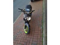 Aprilia rs 125 extrema. 2000 model with 11 months mot and full logbook