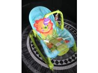 Baby rocker bouncer 3 position fisher price
