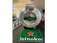Heineken Krups beer machine