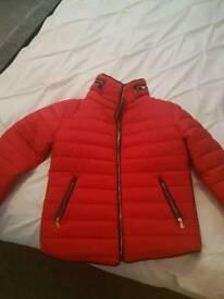 Women winter jacket size M