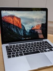 "Macbook pro 2015 13"" | 2.7ghz i5 | 8gig | 128ssd"