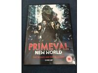 Primeval New World DVD Box Set