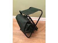 NEW Fishing Backpack/Stool Folding