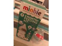 Minbie bottle