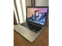 """13"""" 2013 Macbook Air, 8GB DDR3, Intel Core i5"""