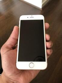 iPhone 6 64gb Locked to 02 network. Good condition