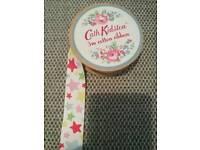 Cath kidston ribbon