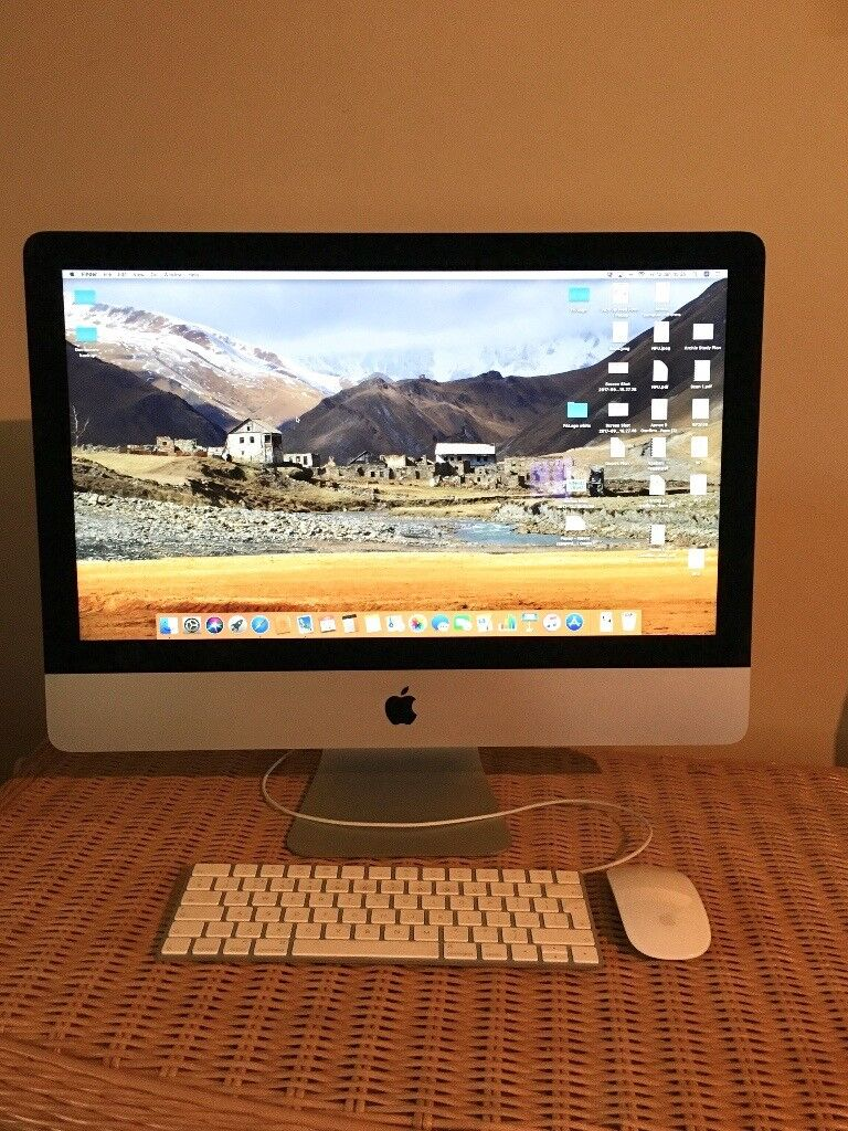 iMac (21.5-inch, Late 2015) - Excellent Condition