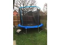 12ft kids trampoline