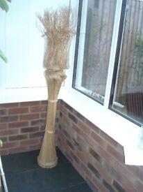 Cane decorative stand