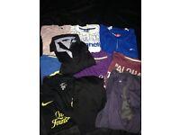 Bundle of men's clothes size m/l