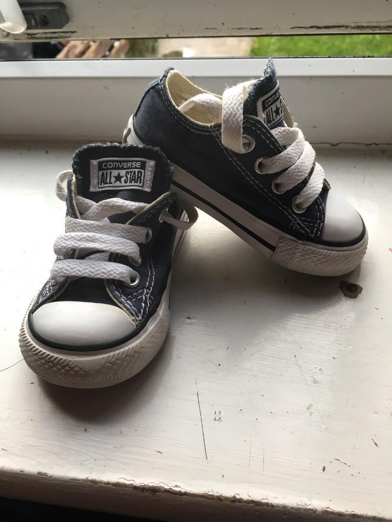 Converse infant 4
