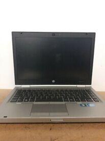HP EliteBook 8470p i5-3340M 2.6gHz 8GB RAM 128GB SSD WIN10Pro Laptop