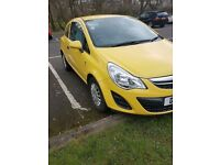 Vauxhall Corsa 1.0 i ecoFLEX 12v S 3dr p/x welcome FREE WARRANTY. NEW MOT