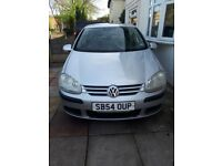 VW Golf 1.6 Auto, excellent reliable family car, priced low due to light cosmetic damage