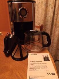 Morphy Richards filter coffee maker