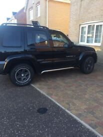 Jeep Cherokee Extreme Sport 2.8 Automatic