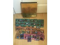 collection of yu gi ho cards