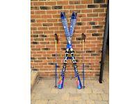 Saloman Crossmax 8 Skis 170cm length