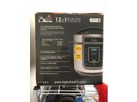 Pressure King Pro 12-in-1 5L Digital Pressure Cooker
