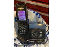 Panasonic home phone and answer machine
