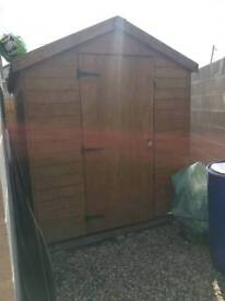 SOLD 8X6 shed