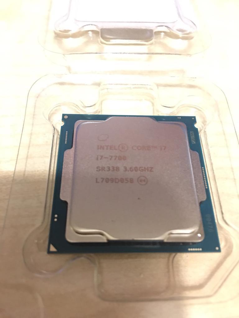 i7 7700 (Brand New)