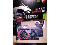 Msi GTX 970 4g GAMING