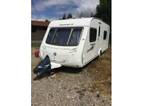 Swift Charisma 550 4 Berth Caravan 2011