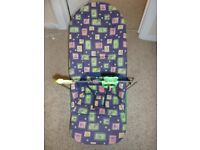Baby bouncy chair - Mothercare - excellent condition