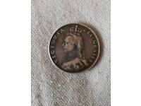 RARE VICTORIA COIN.1887.DON'T MISS OUT.NONE AROUND