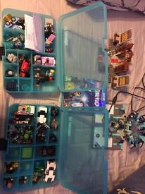 Wii U Lego dimensions big bundle