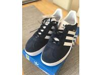 Adidas Gazelle Junior Size 4.5 - New