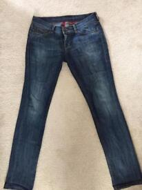 Ladies Ted Baker jeans, size 34 waist