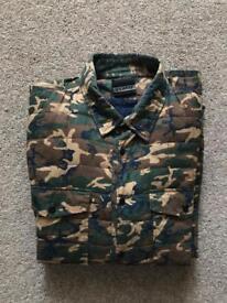 Camo Shirt XL