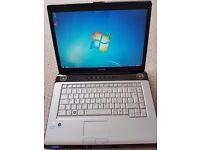 Toshiba Satellite A200 laptop